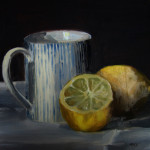 Mug and Lemons