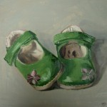 Hattie's Green Shoes