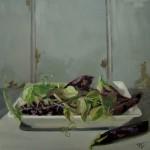 Purple Mange Tout