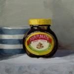Marmite and Cornishware