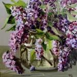 A Jar of Lilac