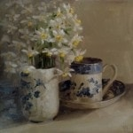 Jonquils and Cup