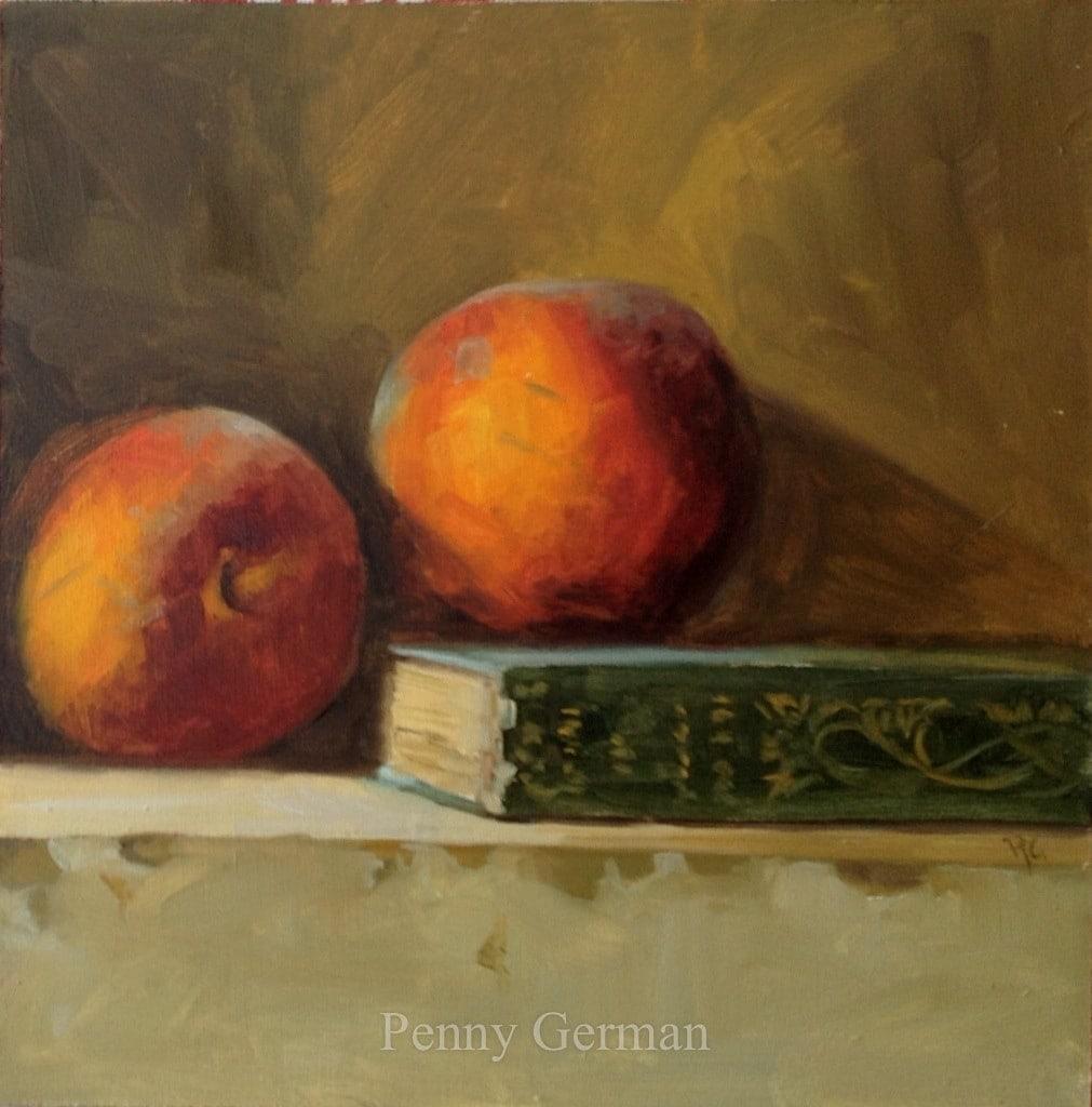 1623 - Peaches and Novel