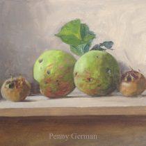 Apples and medlars
