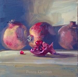 1664 pomegranates