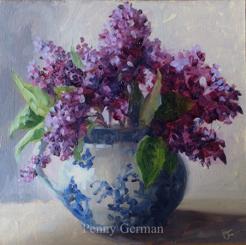 1717 Lilac in jug