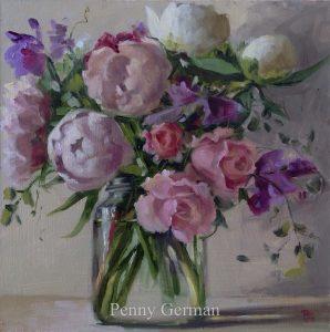 1734 garden flowers