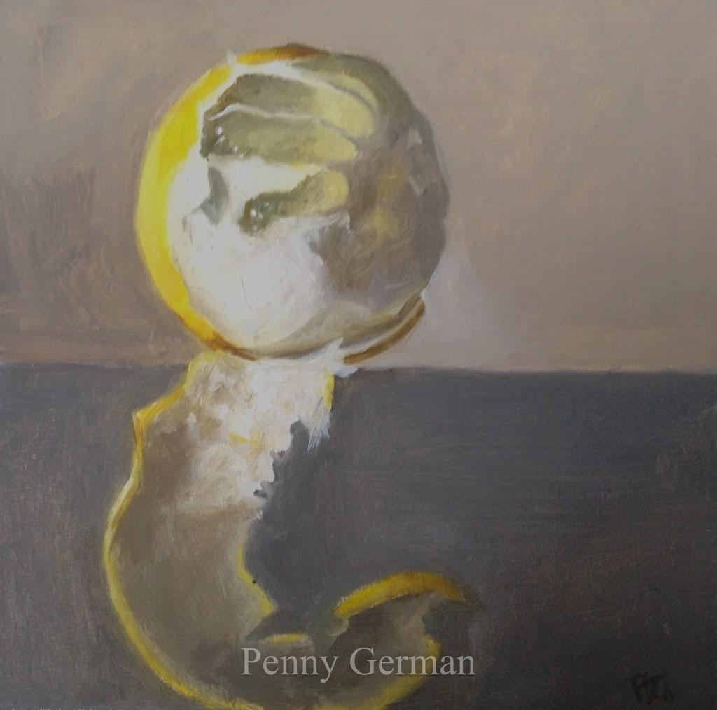1775 peeled lemon