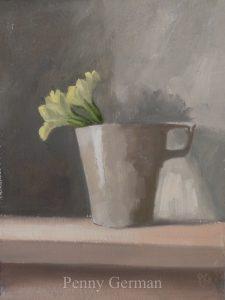 1786 primrose in a cup