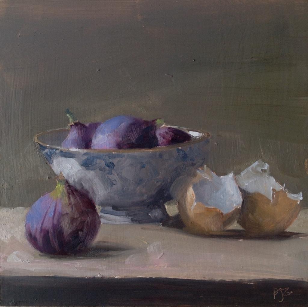 1849 figs and eggshells