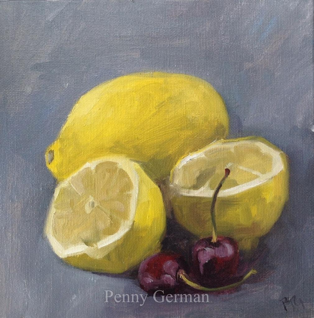 1890 lemons and cherries