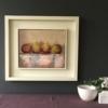 Room set- figs on kantha
